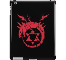 Mark of the Serpent iPad Case/Skin