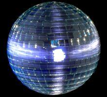 Disco Ball by Stephen  Smith