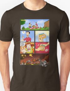honey on pokemon funny Unisex T-Shirt