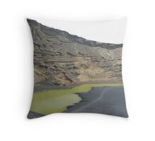 El Golfo Throw Pillow