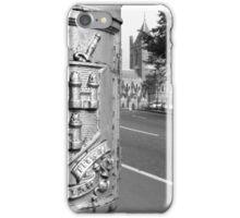 Dublin Lamppost iPhone Case/Skin