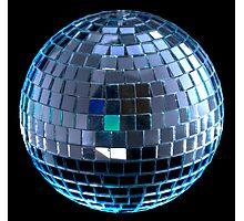 Disco Ball II Photographic Print