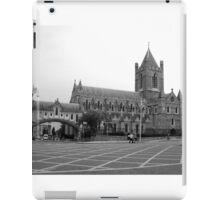Christchurch Cathedral Dublin iPad Case/Skin