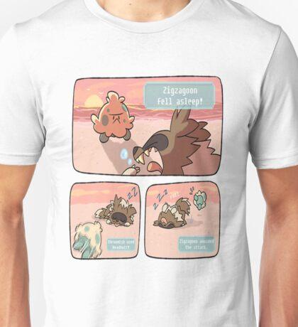 pokemon funny scene Unisex T-Shirt