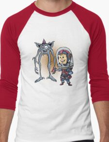 "SpaceKid and Comedian Stanley ""Leggytooth"" Bluetowski T-Shirt"