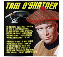 Tam O'Shatner Poster