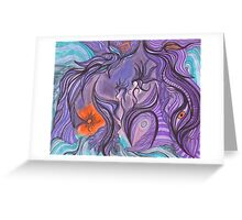 Sacred Marriage Greeting Card