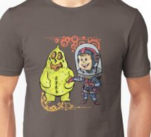 SpaceKid and Scooter Bag O'Glop of Squishmoon 3 T-Shirt