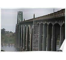 Yaquina Bridge #9 Poster