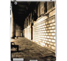 College Green Dublin iPad Case/Skin
