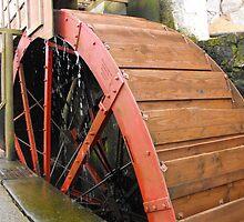 Montgarrie Waterwheel by richieduncan