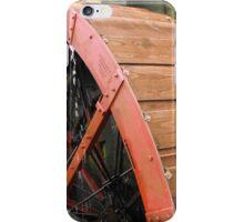 Montgarrie Waterwheel iPhone Case/Skin