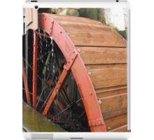 Montgarrie Waterwheel iPad Case/Skin