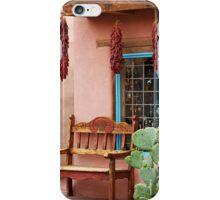 Old Town Albuquerque Shop Window iPhone Case/Skin
