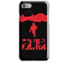 Akira Red on Black iPhone Case/Skin