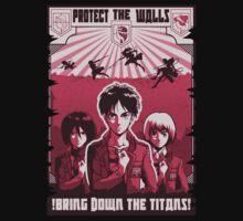 Protect the Walls T-Shirt