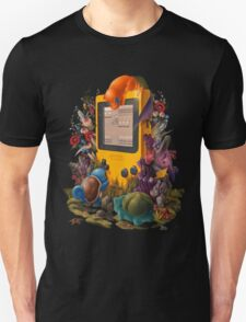 pokemon on gameboy cool design T-Shirt