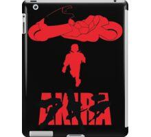 Akira Red on Black iPad Case/Skin