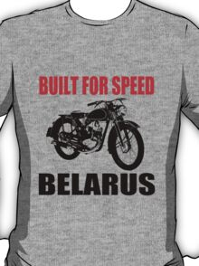 BUILT FOR SPEED-1950 BELARUS T-Shirt