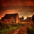 Barn VI by John Anthony Photography