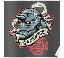 Sacrifice Poster