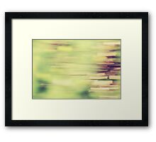 rectangulisme Framed Print