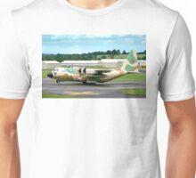 Israeli C-130H 102 Entebbe Veteran Unisex T-Shirt