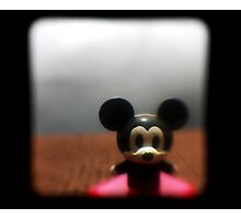 Ttv: Mickey Mouse Photographic Print