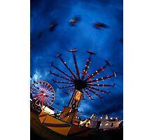 Fisheye Fair Photographic Print
