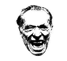 Bukowski Photographic Print