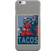 Tacos iPhone Case/Skin