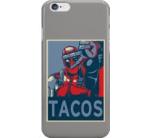 Tacos iPhone Case/Skin