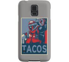 Tacos Samsung Galaxy Case/Skin
