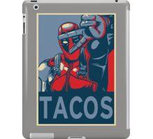 Tacos iPad Case/Skin