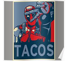 Tacos Poster