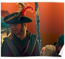 Pirates are a comin' Poster