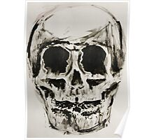 supernatural skull Poster