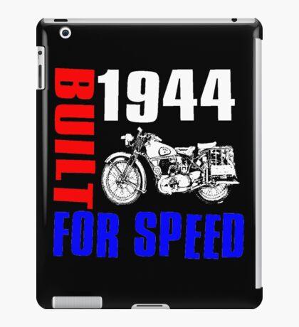 MOTORCYCLE-1944 iPad Case/Skin