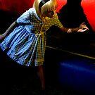 Chasing the white rabbit. by Marie Arneklev