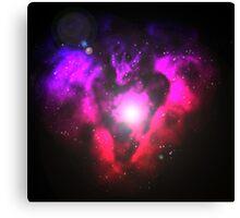 Dragons Heart Canvas Print