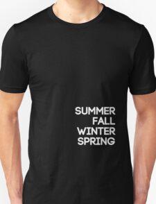 The Last of Us seasons T-Shirt