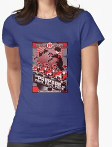 Team Rocketganda Womens Fitted T-Shirt