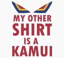 My Other Shirt is a Kamui - Kill la Kill (JUNKETSU VERSION) Kids Clothes