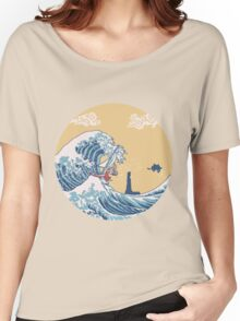The Great Sea Women's Relaxed Fit T-Shirt