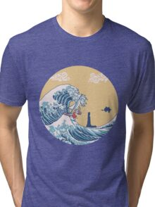 The Great Sea Tri-blend T-Shirt