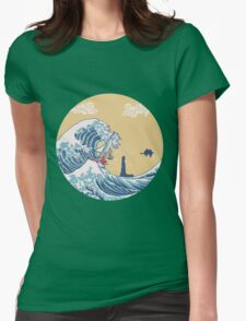 The Great Sea Womens Fitted T-Shirt