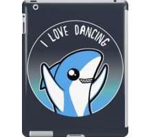I love dancing iPad Case/Skin