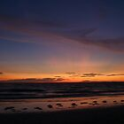 Gulf Sunset by MMerritt