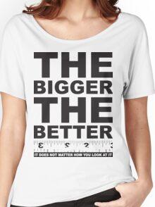 Bigger Women's Relaxed Fit T-Shirt