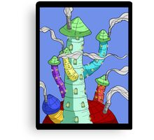 towers... Canvas Print
